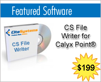 CS File Parser for Calyx Point®
